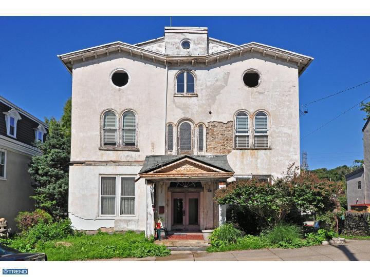 Hohenadel mansion today.Full size
