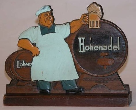 Hohenadel Breweriana — How Much is it Worth?