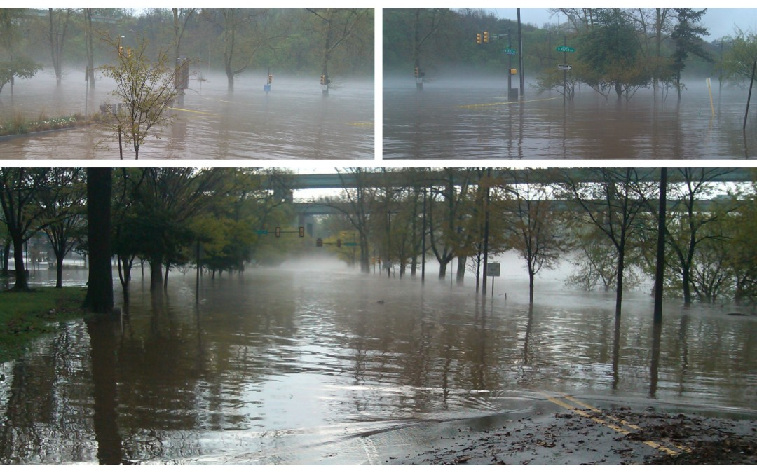 Springtime menace: Floods and freshets on the Schuylkill River
