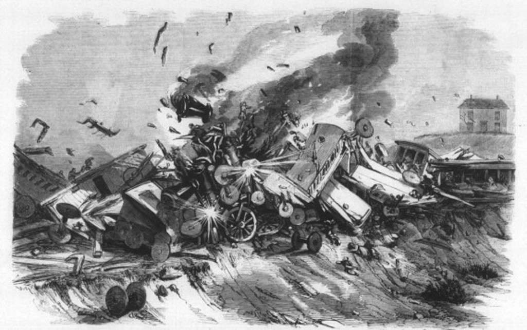 Great Train Wreck of 1856