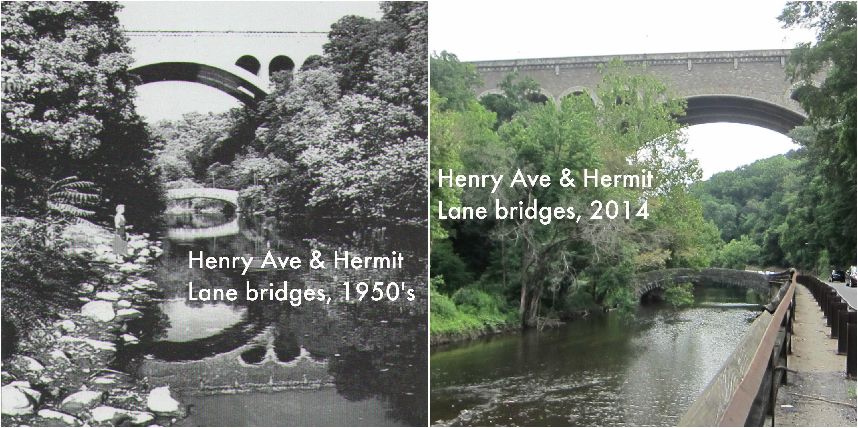 Herny Hermit Lane correction collage