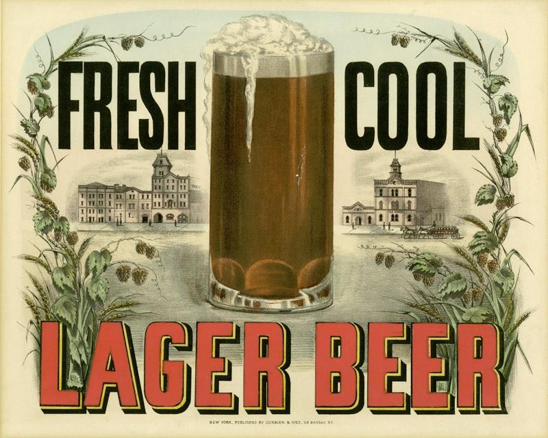 German Lager — Philadelphia's Hometown Brew