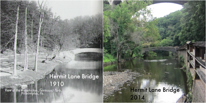 hermit lane bridge 1910  b a