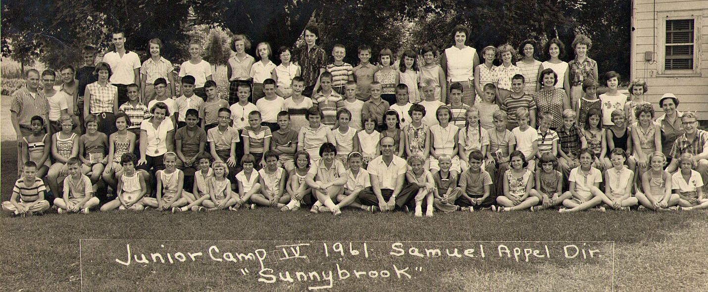 Phila baptist Association Junior Camp IV 1961 cropped