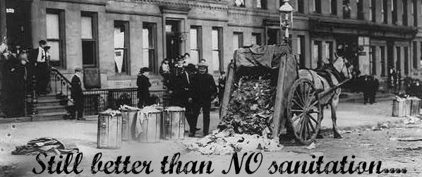 sanitation efforts PM