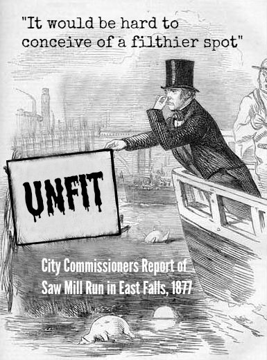 the great stink PM Unfit