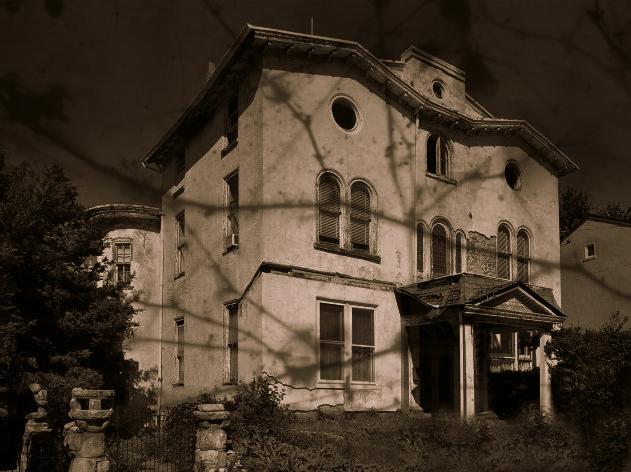 East Falls House spooky PM