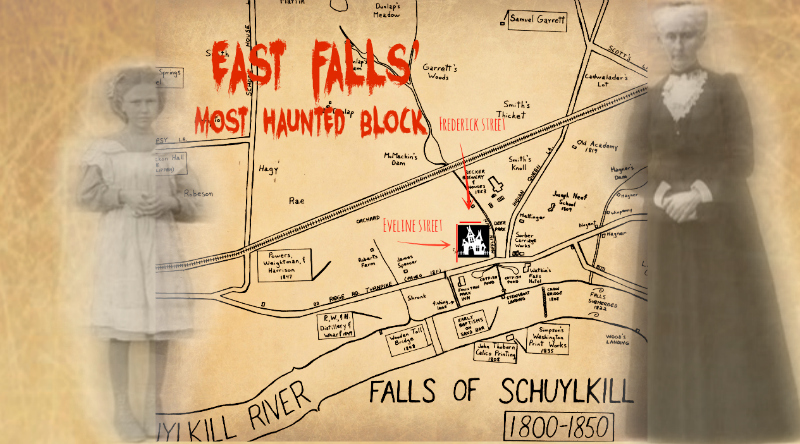 Ghosts Tales from East Falls' Mysterious Past