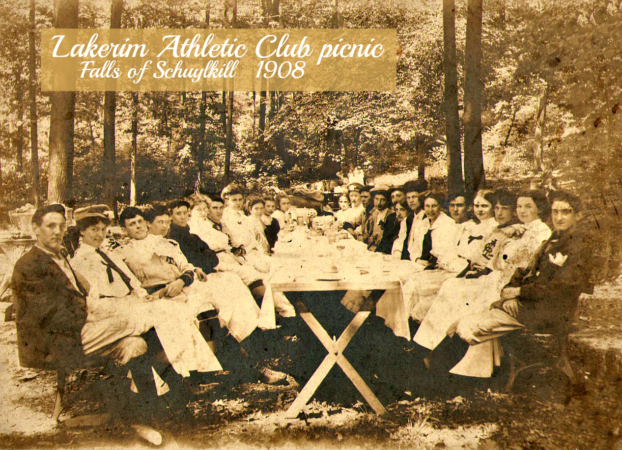 falls of schuylkill picnic 1908 PM